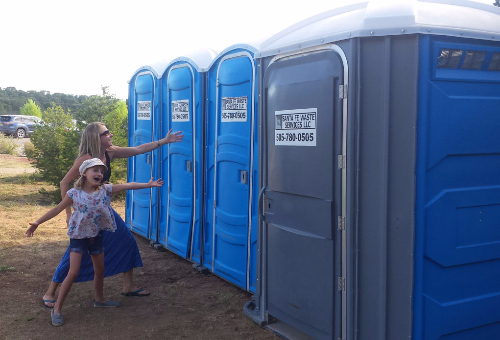 Portable Toilets - Restroom Rental Santa Fe & Northern NM